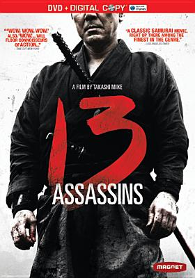 13 ASSASSINS BY YAKUSHO,KOJI (DVD)